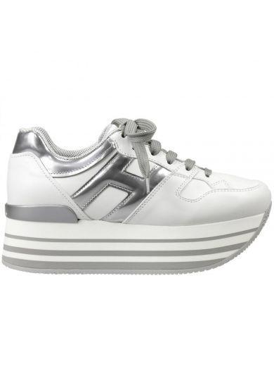 platform sole sneakers - Black Hogan aPOrrGK75I