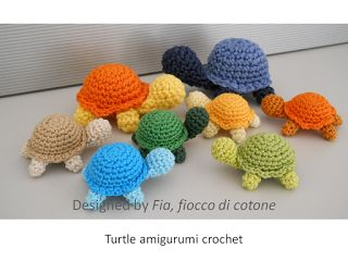 Amigurumi Watermelon Turtle : 17 Best images about Crochet amigurumi tortue on Pinterest ...