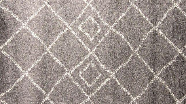 Vloerkleed Nowhere Grey Cream Brinker Carpets