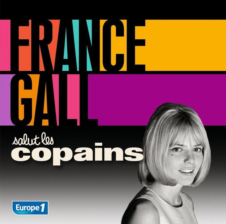 Salut les Copains FRANCE GALL  - 2 CD Audio NEUF