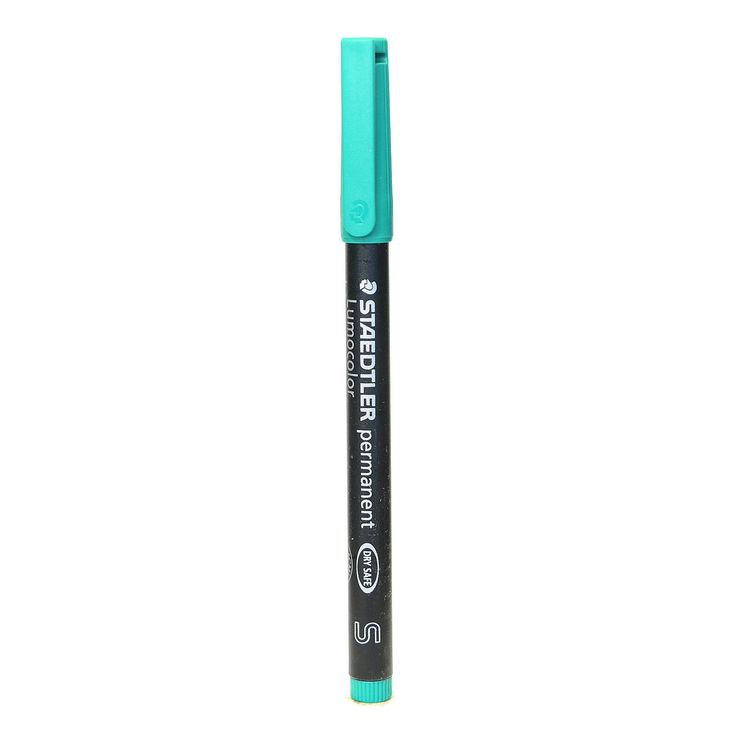 Staedtler Lumocolor Superfine Point AV Marker