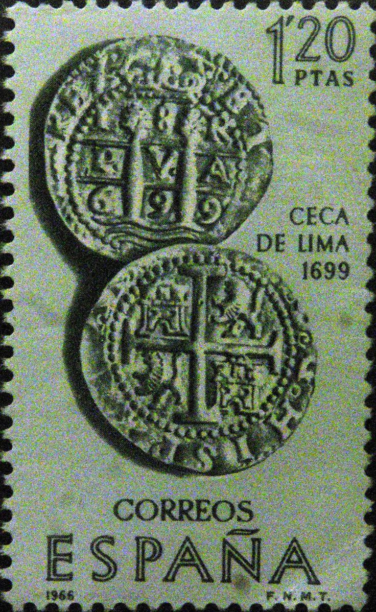 Sellos - Ceca de Limia - 1699