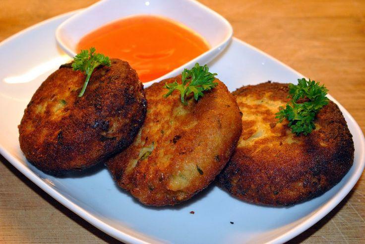 Makkelijk Koken: Pangasius-aardappelkoekjes