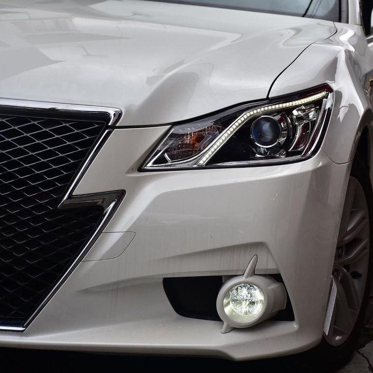 Attrayant Sonar Headlight On Toyota Crown