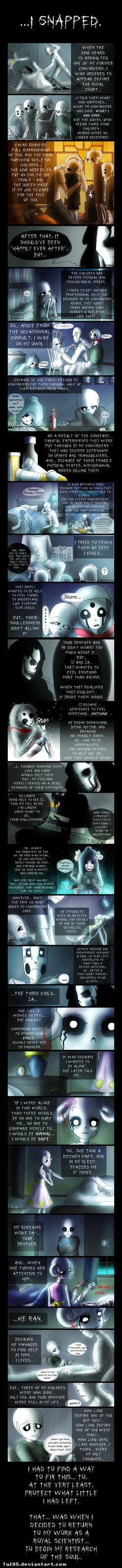 Home and Heart (Undertale Comic) by Tyl95.deviantart.com on @DeviantArt
