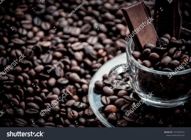 Coffee Cup With Coffee Beans And Dark Chocolate Sponsored Ad Coffee Cup Coffee Chocolate In 2020 Chocolate Coffee Food Coffee Beans