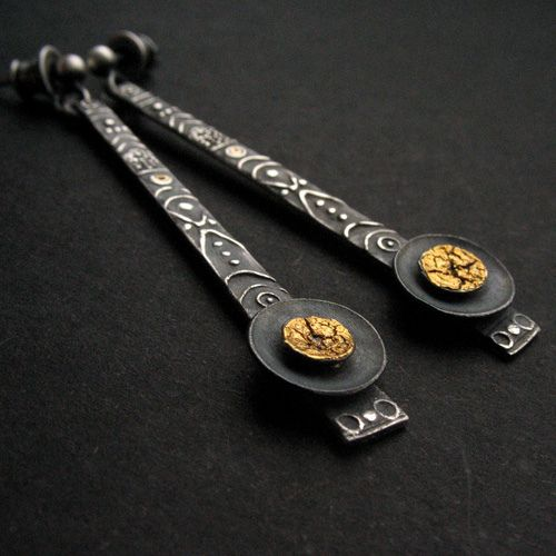 104 best Anna FideckaFiann images on Pinterest Jewelry art Metal