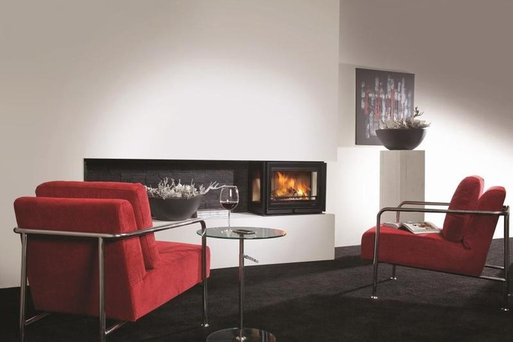 Wanders fires & stoves  Square 60 trilateral