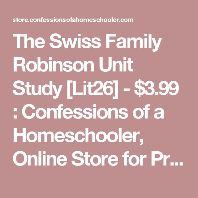 17 Best Ideas About Swiss Family Robinson On Pinterest