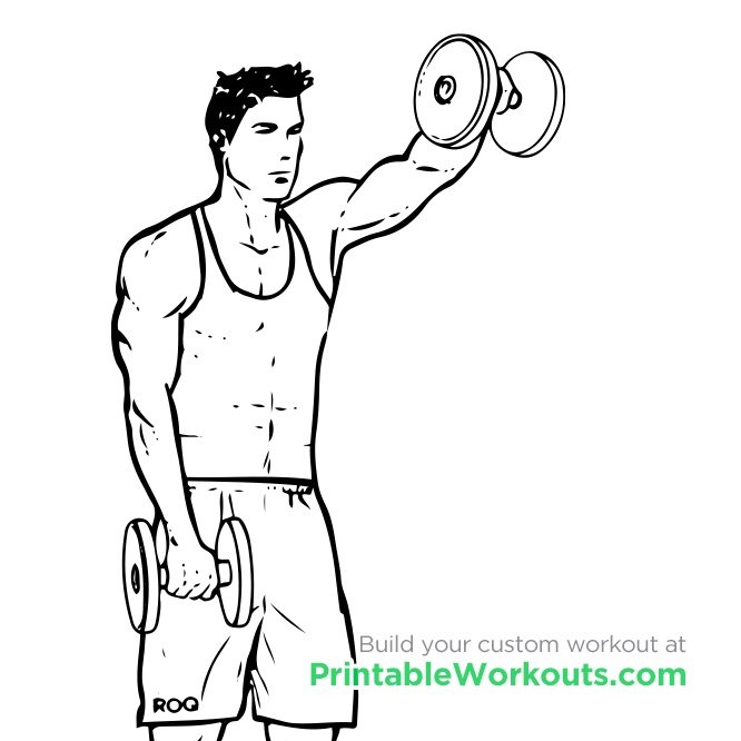 ✓ 3 New requested exercises added:    - Upright Barbell Row  - Machine Hack Squat  – Forward / Front Dumbbell Raise    Send your requests at http://PrintableWorkouts.com!