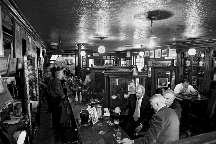 Toner's Bar, Dublin, Ireland