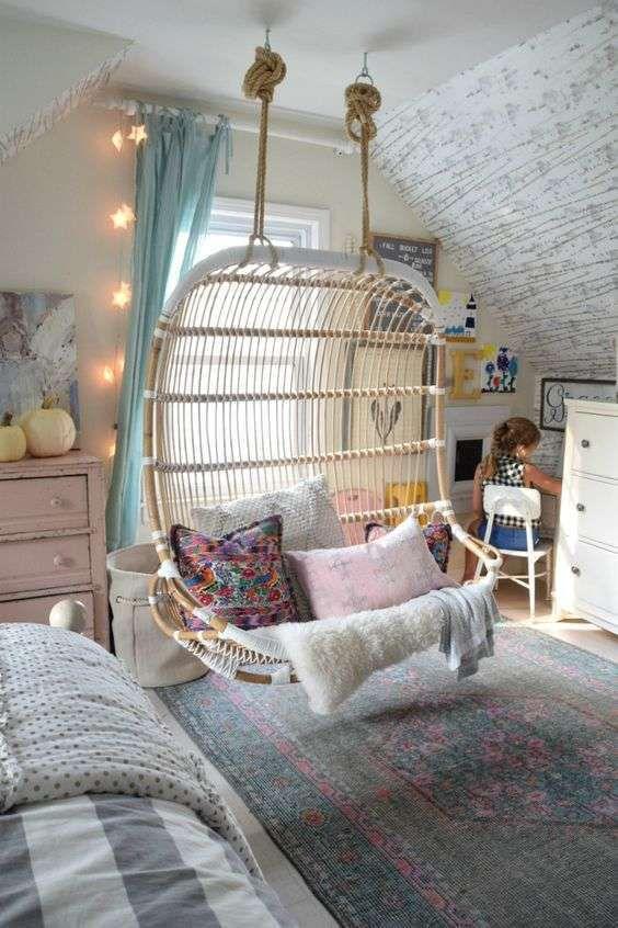 Eccezionale Come arredare la camera di un adolescente | Camera da letto idee EW34