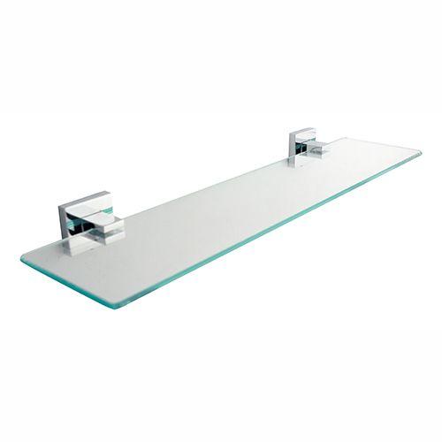 Lauren Project Glass Shelf #Linkware #Bathroom #Renovate #Chrome #Shelf
