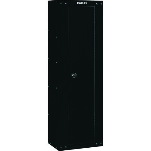 Stack-On 8-Gun Ready-to-Assemble Cabinet Black - Safes Cabinets And Accessories at Academy Sports