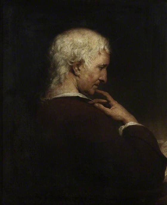 Christopher Nugent, 1772 by James Barry. Neoclassicism. portrait