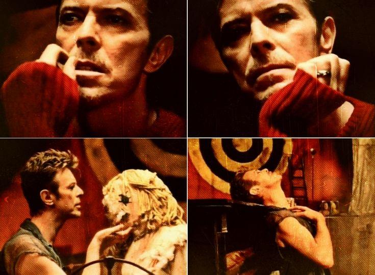 Strangers When We Meet David Bowie.
