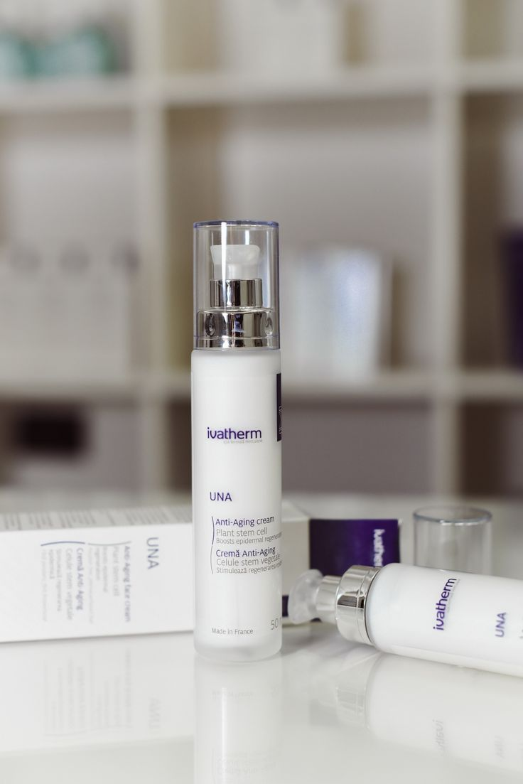UNA Anti-aging #ivatherm