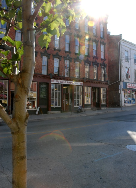 Downtown Port Hope, Ontario