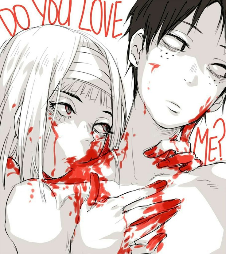 R O D Anime Characters : Best images about bloody anime pictures on pinterest