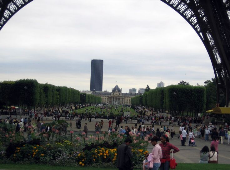 Paris - Montparnasse tower