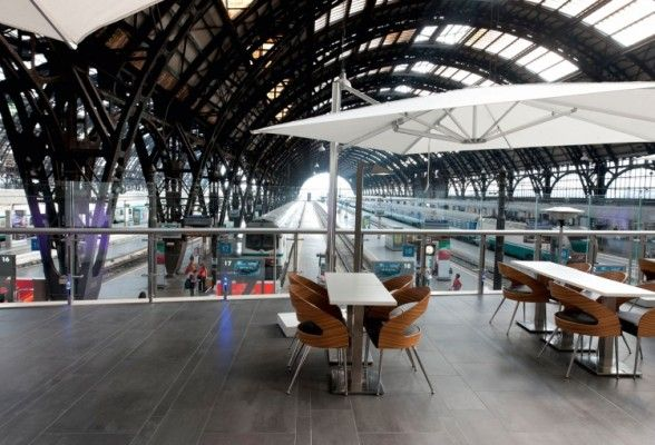 Tiling the Milan Central station – Underscoring the technical prowess and design of Mosa tiles - Mosa