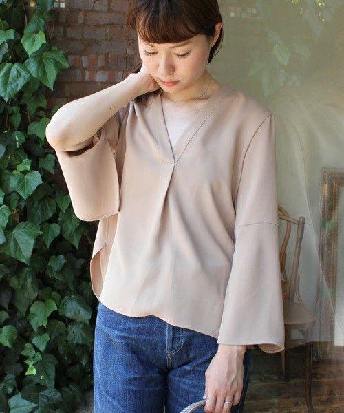 【ZOZOTOWN|送料無料】Spick and Span Noble(スピックアンドスパンノーブル)のシャツ/ブラウス「≪予約≫エステルサテン二重ブラウス◆」(16051240705030)を購入できます。