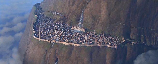 Resultado de imagem para dwarven city