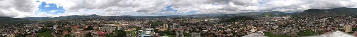 Panoramic View of Tegucigalpa, Honduras