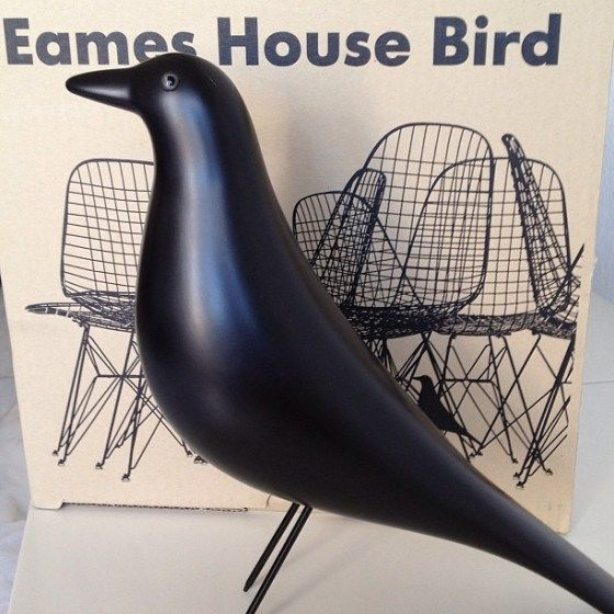 8 best images about charles eames 39 house bird on pinterest studios shelves and cottages. Black Bedroom Furniture Sets. Home Design Ideas