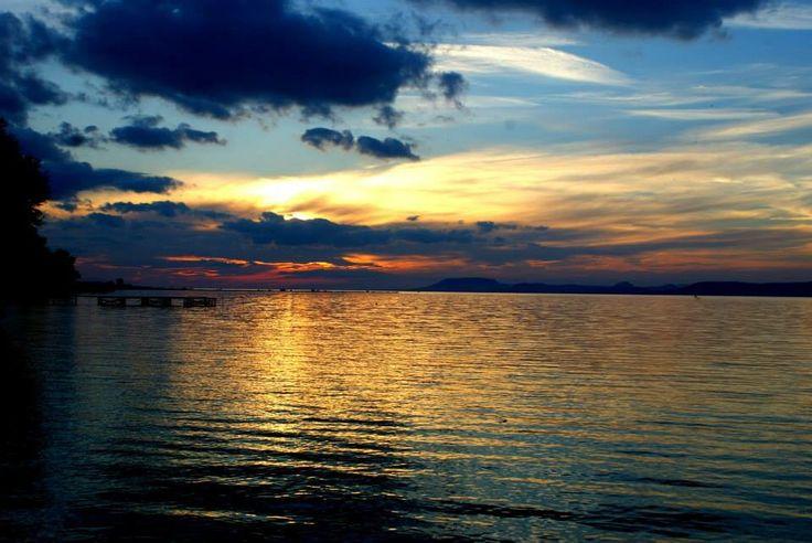 Lovely sundown - Balaton