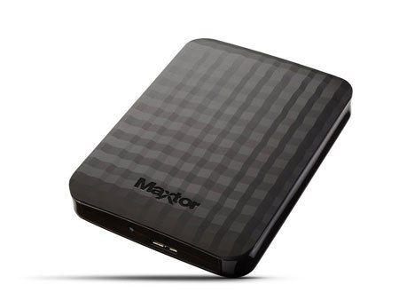 Disco duro Maxtor 2 TB barato SÓLO 74€