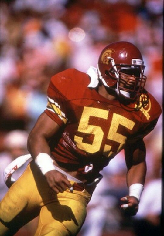 USC Football Fight On Junior Seau