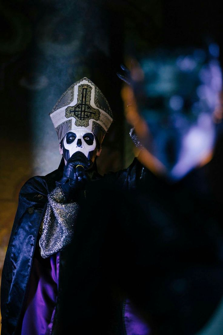 876 best Ghost//Papa Emeritus//Nameless Ghouls images on Pinterest