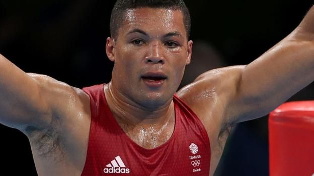 Joe Joyce beats Kazakhstan's Ivan Dychko to guarantee Great Britain at least a…