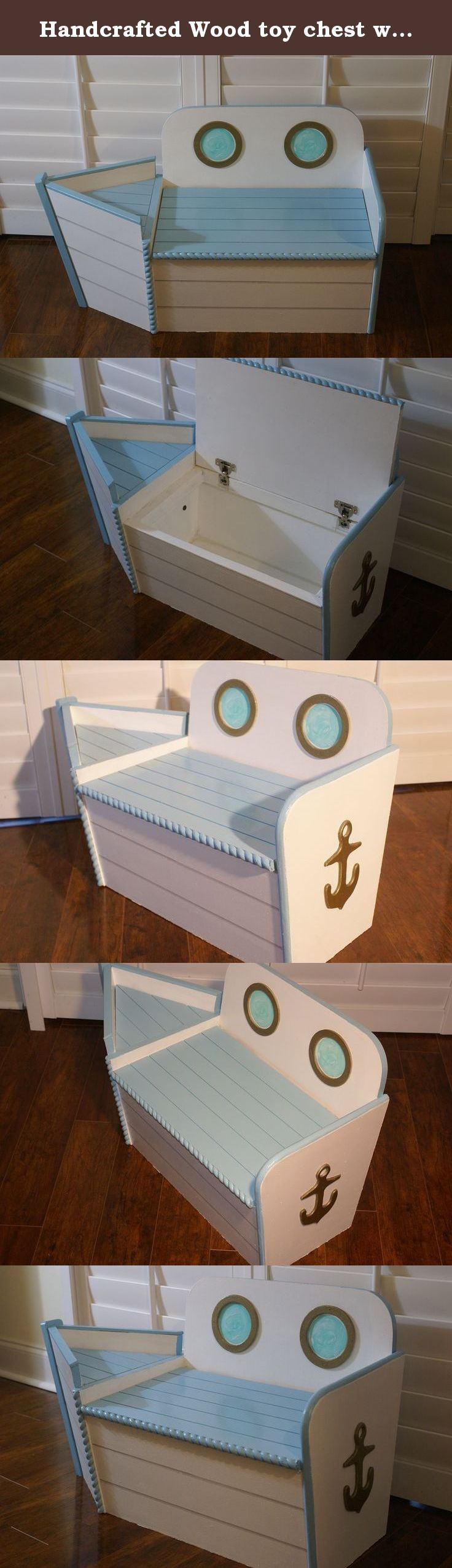 Wood Effect Kids Playroom Bedroom Storage Chest Trunk: 17 Best Ideas About Wooden Toy Boxes On Pinterest