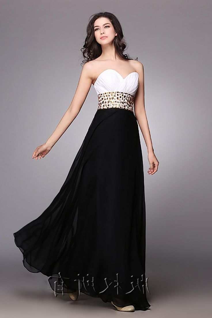 Long Black Formal Dresses For Juniors
