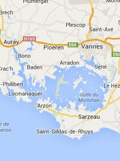 Vannes - Golfe du Morbihan - Bretagne Sud - www.epicerie-cote-bretagne.fr -