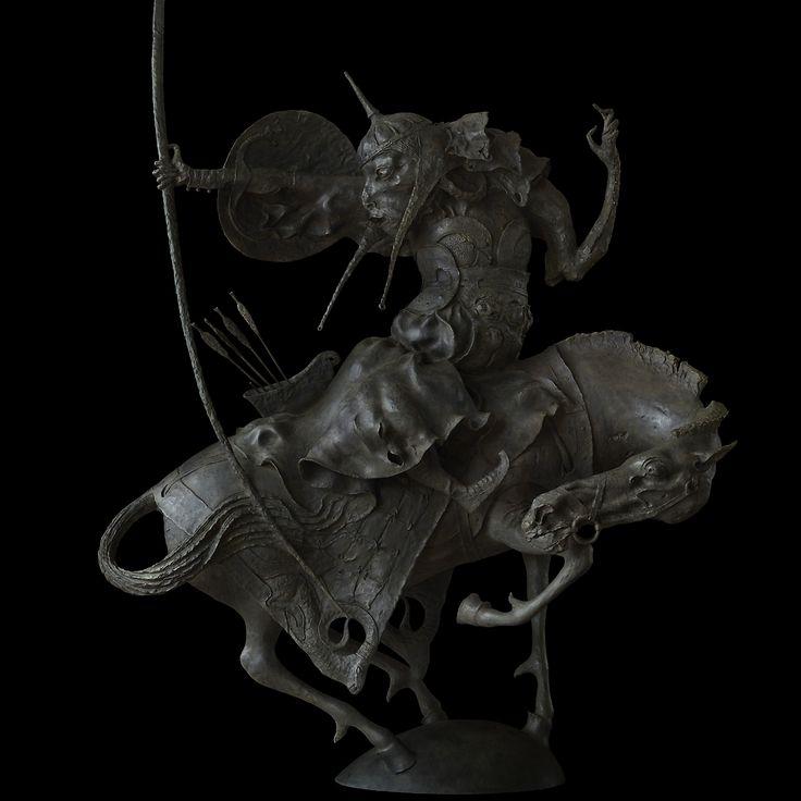 Dashi Namdakov - Empty Kingdom - Art Blog