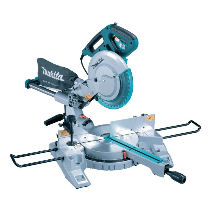 MAKITA LS1018L 260MM SLIDE COMPOUND MITRE SAW with its angled motor housing allowing for a 91mm maximum depth of cut...0088381608268; 0088381608251