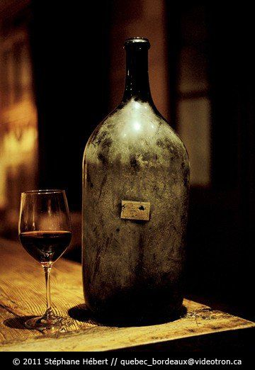 1870 Chateau Margaux  what a fortune this must cost.   what a taste this should have. ♥
