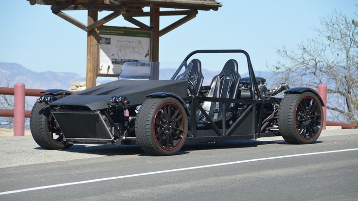 The Ultimate Sports Car (Canceled) by Specter Motor Works