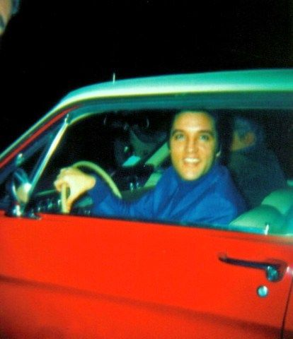 1000+ images about Elvis Presley Cars and Bikes on ...