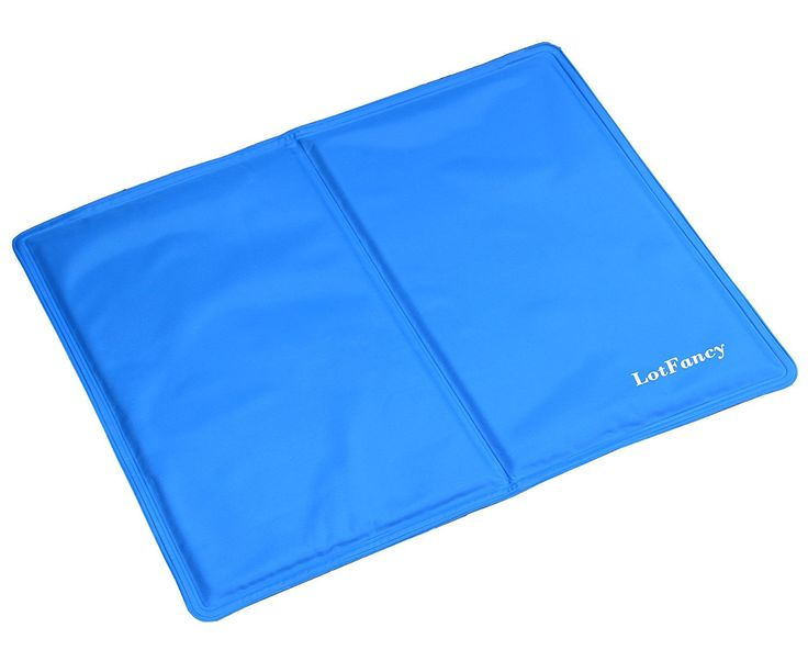 LotFancy Pet Dog Cool Pad Gel Mat For Dogs Cats Beds Crates Kennels, In Car  Or At Home, Self Cooling *** Discover This Special Dog Product, Click The  Image ...
