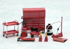 Snap on 1/43 garage essential miniature garage set