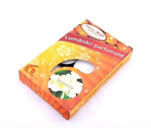 Lumanari parfumate 6/set Iasomie