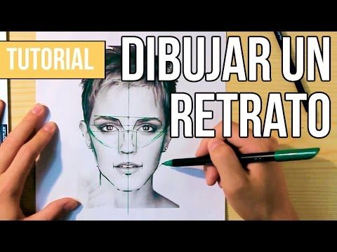 Aprende Cómo Dibujar Retratos Paso A Paso: Guía Única + Videos | Manualidades