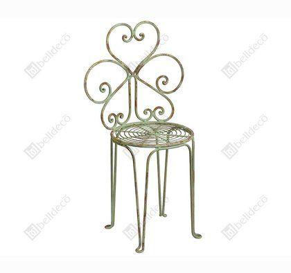Garden green Krzesło