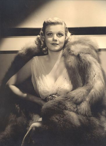 Love this pic of Jean Harlow!