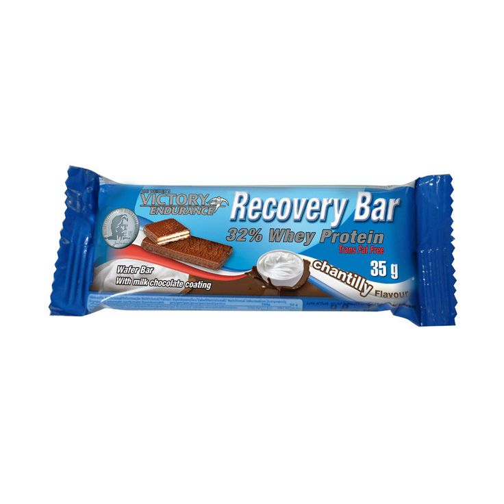 Weider Victory Endurance Oporavak Recovery Bar vafel pločica 35 g | Ljekarnik.hr