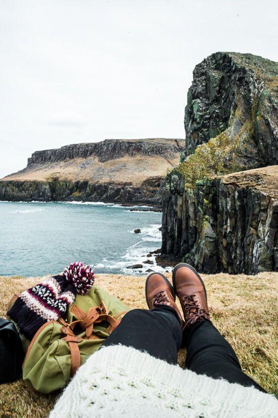 Belle image d'un road trip écossais par Carnets de Traverse